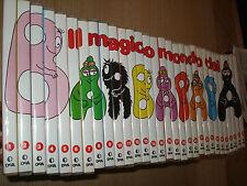 OPERA COMPLETA IN 30 DVD ORIGINALI IL MAGICO MONDO DEI BARBAPAPA´ DEAGOSTINI