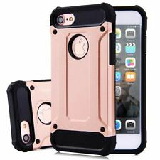 Shockproof Bumper Case For Apple iPhone 10 X 8 7 Plus 6s 5s Hybrid Armor Rugged