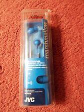 JVC HA-FX32-A malvavisco Auriculares Azul