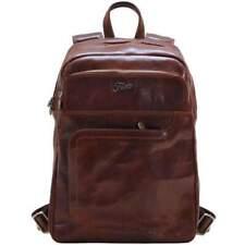 Floto Italian Leather Backpack Knapsack