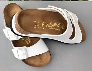 Birkenstock Papillio Arizona Ladies Platform Sandals Size 37/4.5