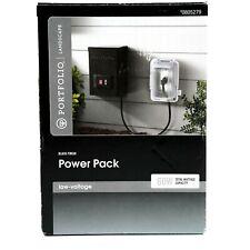 Portfolio 60 Watt Landscape Lighting Timer Power Pack Transformer 12V AC