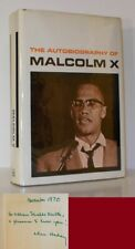 Alex Haley Malcolm X. / THE AUTOBIOGRAPHY OF MALCOLM X Signed 1965