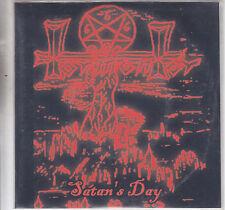 "TORMENTOR - satan's day EP 7"""