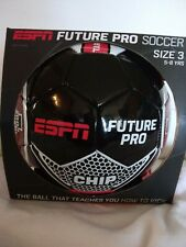 Soccer Ball Black Training Ball Espn Future Pro Sports & OutdoorEspn Future Pro,