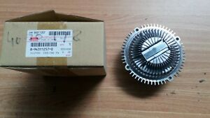 Fan Clutch fits Isuzu TF Chevrolet LUV Opel Campo Pickup 4JA1 8943112570 Genuine