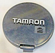 Genuine Tamron(2) 58mm Clip on Lens Cap.      B3