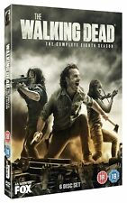 The Walking Dead: The Complete Eighth Season (Box Set) [DVD]