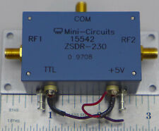 Mini-Circuits ZSDR-230 SPDT Coaxial Switch