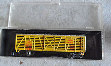 Vintage N Guage Union Pacific UP 294739 Stock Car in Box 7070