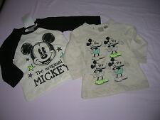 2 T-Shirts Disney for Boy 4-6 months H&M