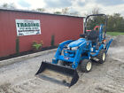 2019 LS Mtron MT125 4x4 Hydro 25Hp Compact Tractor Loader Backhoe Only 18Hrs!
