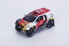 Peugeot 2008 DKR - Romain Dumas/F. Borsotto - Dakar 2016 #328 - Spark