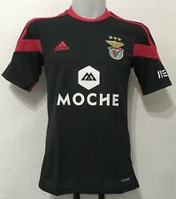 S L BENFICA 2013/14 S/S AWAY SHIRT BY ADIDAS SIZE MEN'S XL BRAND NEW WITH TAGS