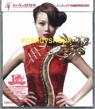 JOEY YUNG 容祖兒 Ten 10th Anniversary CD+DVD Hong Kong limited EP (Dragon)