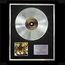 SURVIVOR EYE OF THE TIGER  CD PLATINUM DISC FREE P+P!!