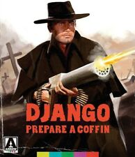 Django, Prepare a Coffin [New Blu-ray] With DVD