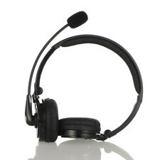 Over The Head Stereo Headset Earphone For iPhone Samsung PC PS3 With Boom Mic