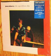 VINYL LP Jane Siberry - The Speckless Sky / Canada pressing / w/ insert booklet