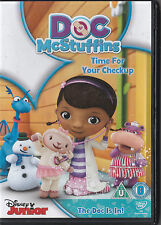 DOC MCSTUFFINS TIME FOR YOUR CHECKUP DVD KIDS