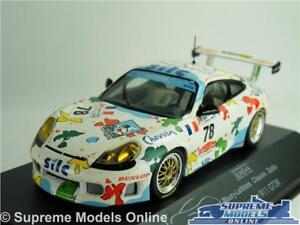 PORSCHE 911 GT3R CAR MODEL 1:43 SCALE LE MANS 2000 TOURING CAR ONYX XLM044 K8Q