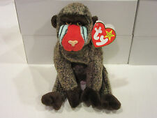 "1999 ""Cheeks"" Limited Edition Ty Beanie Baby RARE TAG ERROR"
