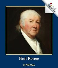 Paul Revere (Rookie Biographies)-ExLibrary