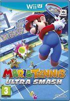 Mario Tennis: Ultra Smash (Nintendo Wii U) BRAND NEW& SEALDED FREE P&P