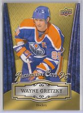 2016 UPPER DECK WAYNE GRETZKY NATIONAL CONVENTION PROMINENT CUTS VIP #VIP-1