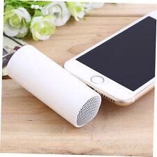 Stereo Mini Speaker MP3 Player Amplifier Loudspeaker For Mobile Phone 3.5mm MN