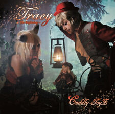 Cuddly ToyZ 'Tracy - The Beginning' feat. Paddy Phield, Japanese import CD w-Ubi