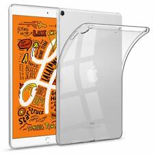 For iPad Mini 5th 2019 Pro 9.7 Air 10.5 Slim Soft Clear TPU Silicone Case Cover