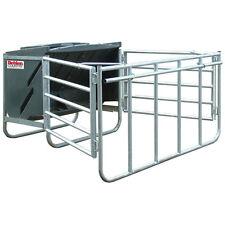 Behlen 750 lb capacity creep feeder
