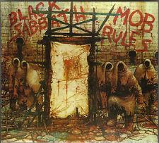 2 CD (NUOVO!) Black Sabbath-Mob Rules + Live 81 (Dig. REM. Ronnie James Dio mkmbh