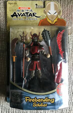 AVATAR THE LAST AIRBENDER FIREBENDING SOLDIER ACTION FIGURE NICKELODEON MOC NEW