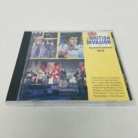 The British Invasion The History of British Rock Volume 2 CD Various Artists