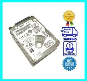 """LOT OF 5 HGST 500GB SATA 2.5"""" 5400RPM Drive HTS545050A7E680 for Laptops,PS4,XBOX"""