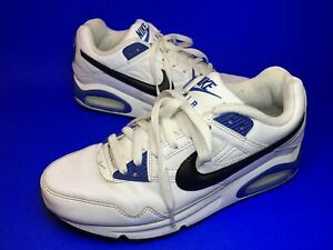 Nike Air Max Skyline Trainers White University Blue Size 6 Uk Rare Collectible