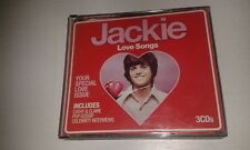 jackie love songs 3 cd set queen dawn abba roy wood leo sayer diana ross chicago