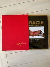 Gracie Jiu-Jitsu Book • Ultra Rare • Only 500 Ever Made • Helio Gracie Signature