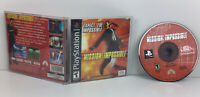 Mission Impossible Sony PlayStation PS1 Game 1999 Complete w/ Manual Very Good