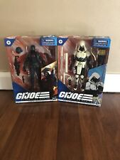 Hasbro G.I. Joe Classified Series Arctic Mission Storm Shadow and Cobra Infantry