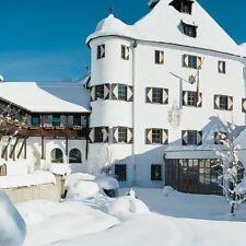 4 oder 5 Tage Winter Ski Urlaub Hotel Schloss Rosenegg Fieberbrunn Tirol inkl HP