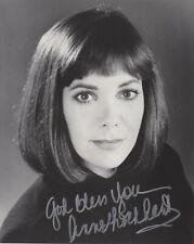 Anne Lockhart Original Autogramm 8x10