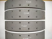 Bremsbelag Bremse Handbremse Deutz 40 X 5 X 187,5