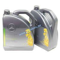 10L Orig Mercedes Synthetic Motoröl Ölservice 5W30 MB 229.51 A000989701 10 Liter