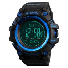 SKMEI Men's Digital Sport Wrist Watch w/ Altimeter Barometer Thermometer Compass