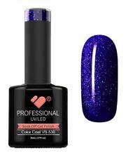 VB-530 VB™ Line Blue Violet Sugar Saturated - UV/LED soak off gel nail polish