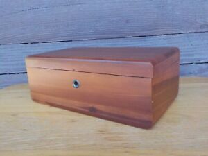 Vtg Miniature Lane Cedar Chest Promo Braslau Furniture  Corpus Christi, Texas