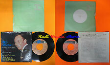LP 45 7''FRANK SINATRA Strangers in the night Oh,you crazy moon japan cd mc dvd
